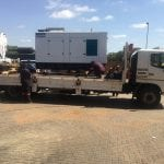 petrol engine generator
