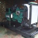 diesel backup generator