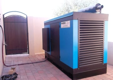 petrol generators south africa