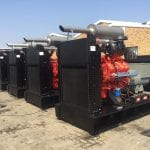 petrol power generator